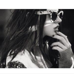 Marc Jacobs Sunglasses 162/s Deco Cat eye, Brown